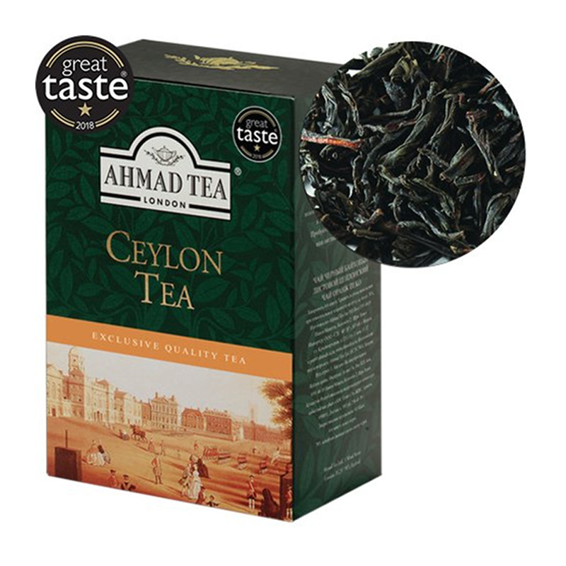 AHMAD Tēja  Black Tea Ceylon tea Orange Pekoe O.P.