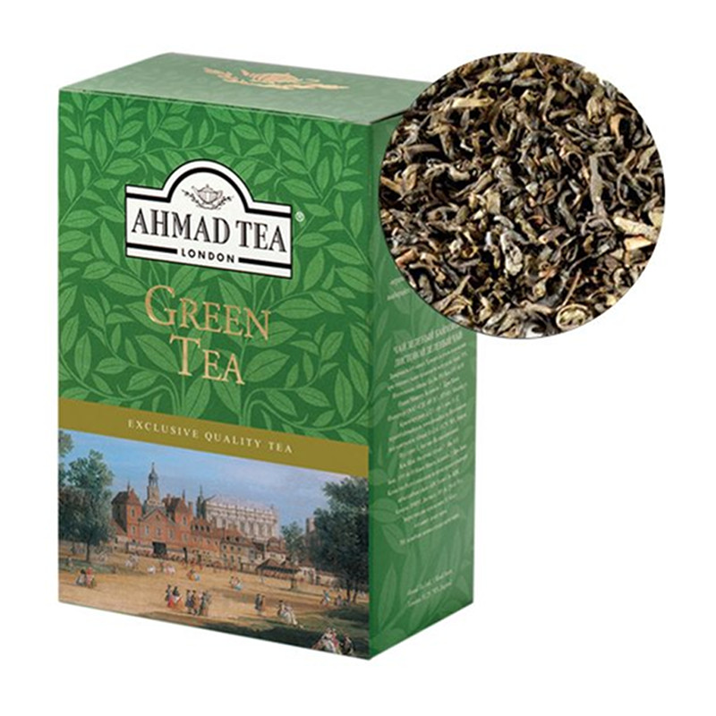 AHMAD Tēja Green Classic Tea. Green tea